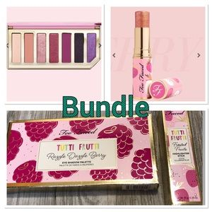 🆕 Too Faced Eyeshadow And Highlighter Bundle